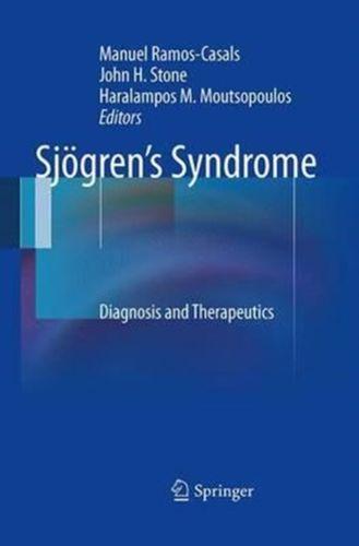 9781447171461 Sjoegren's Syndrome