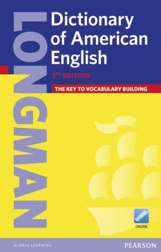 9781447948100 Longman Dictionary of American English 5 Paper & Online (HE)