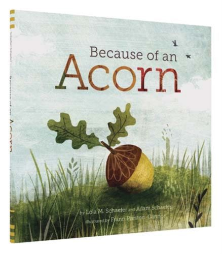 9781452112428 Because of an Acorn
