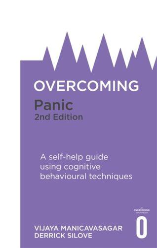 9781472135827 Overcoming Panic, 2nd Edition