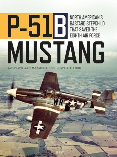 9781472839664 P-51B Mustang