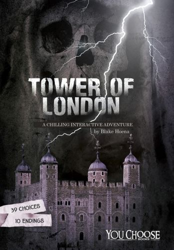 9781474727389 Tower of London