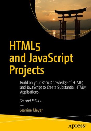 9781484238639 HTML5 and JavaScript Projects