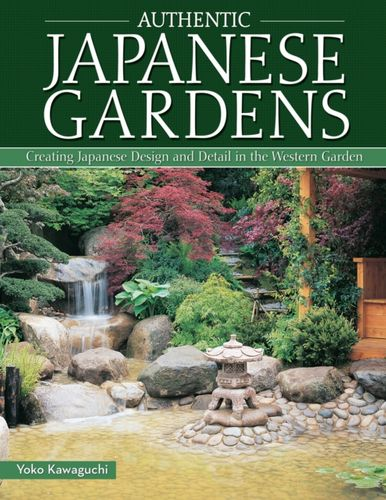 9781504800044 Authentic Japanese Gardens