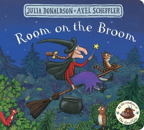 9781509830435 Room on the Broom