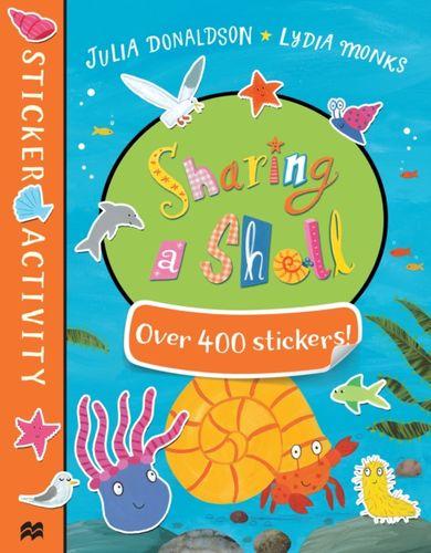 9781509839247 Sharing a Shell Sticker Book