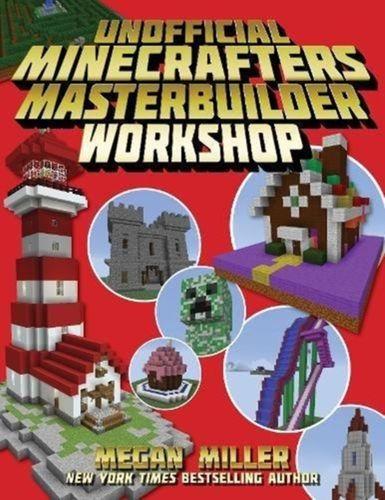 9781510730915 Unofficial Minecrafters Master Builder Workshop