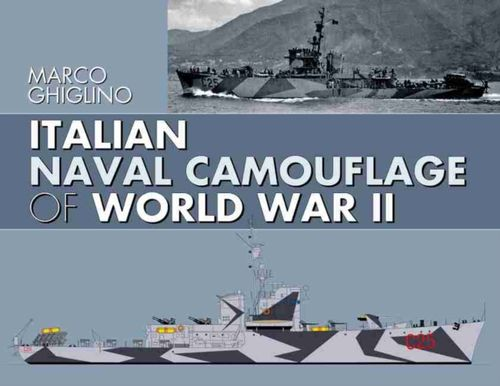 9781526735393 Italian Naval Camouflage of World War II