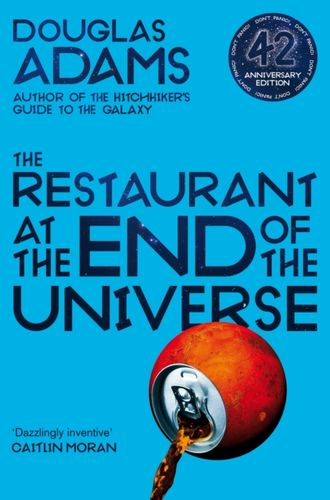 9781529034530 Restaurant at the End of the Universe