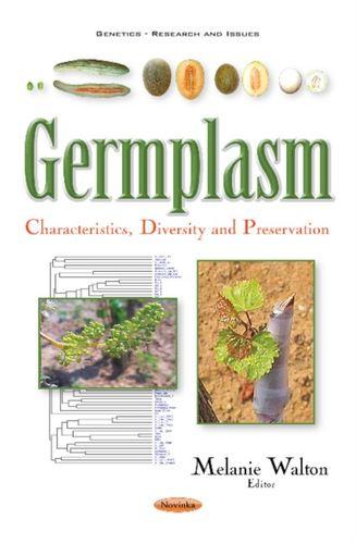 9781536103366 Germplasm