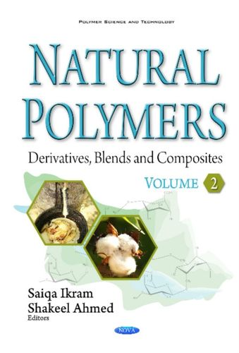 9781536104264 Natural Polymers