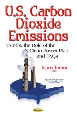 9781536104615 U.S. Carbon Dioxide Emissions