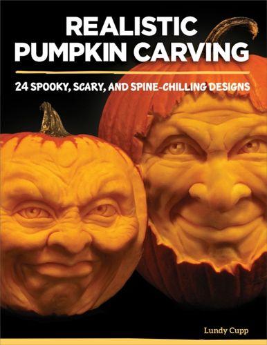 9781565238947 Realistic Pumpkin Carving