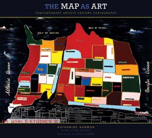 9781568989723 Map As Art