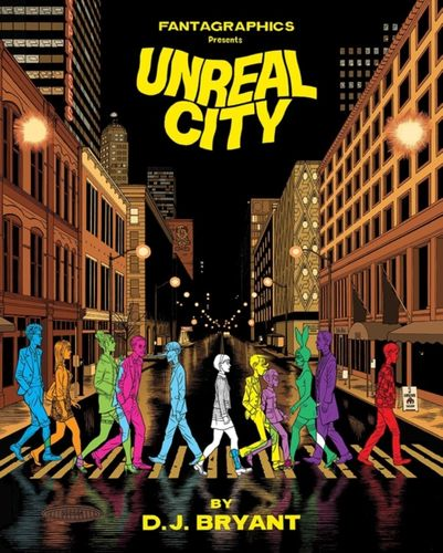 9781606998809 Unreal City