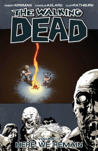 9781607060222 Walking Dead Volume 9: Here We Remain