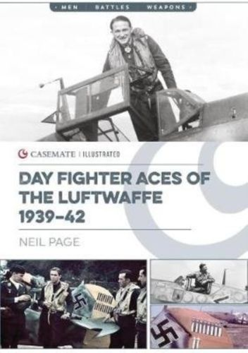 9781612008486 Day Fighter Aces of the Luftwaffe 1939-42