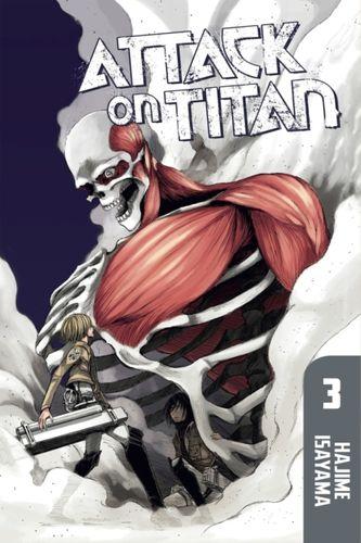 9781612620268 Attack On Titan 3
