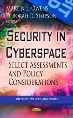 9781622573493 Security in Cyberspace