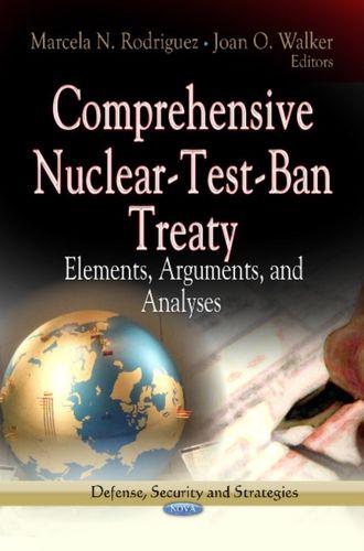 9781624170362 Comprehensive Nuclear-Test-Ban Treaty