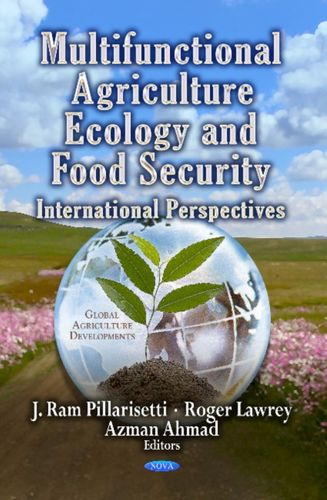 9781626182943 Multifunctional Agriculture, Ecology & Food Security