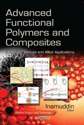 9781629480558 Advanced Functional Polymers & Composites