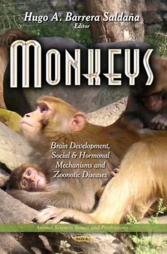 9781631178511 Monkeys