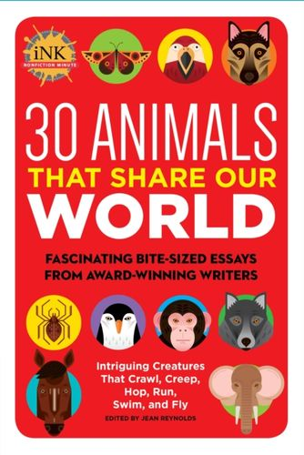 9781633225008 30 Animals That Share Our World
