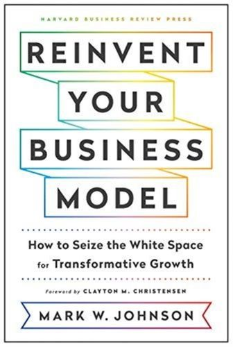 9781633696464 Reinvent Your Business Model