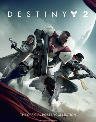9781683831136 Destiny 2: The Official Poster Collection