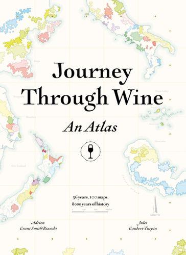 9781743794746 Journey Through Wine: An Atlas