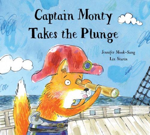 9781771386265 Captain Monty Takes The Plunge