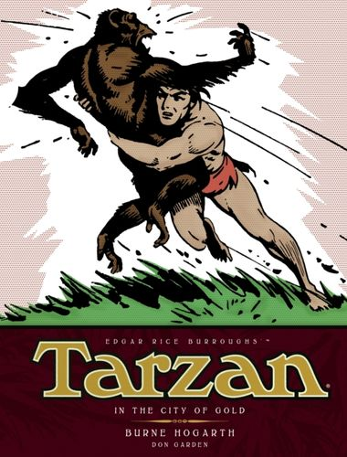 9781781163177 Tarzan, In the City of Gold