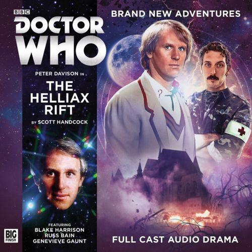 9781781788233 Doctor Who Main Range #237 - The Helliax Rift