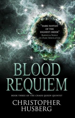 9781783299195 Chaos Queen - Blood Requiem (Chaos Queen 3)