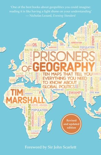 9781783962433 Prisoners of Geography