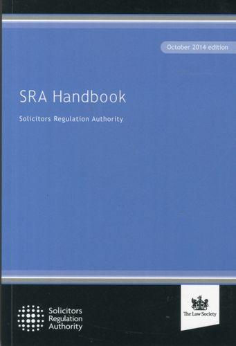 9781784460167 SRA Handbook