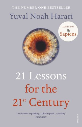 9781784708283 21 Lessons for the 21st Century