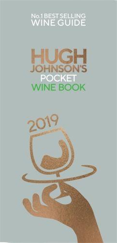 9781784724825 Hugh Johnson's Pocket Wine Book 2019