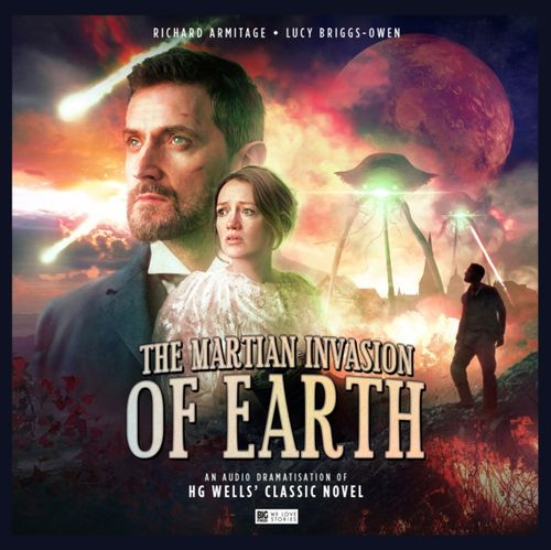 9781787030671 Martian Invasion of Earth