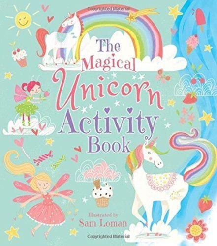 9781788286923 Magical Unicorn Activity Book