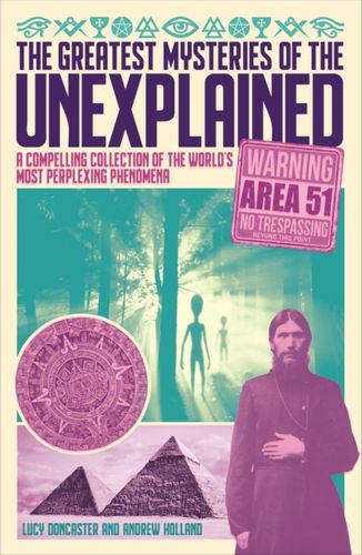 9781838573850 Greatest Mysteries of the Unexplained