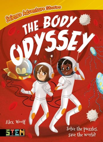 9781839403200 SCIENCE ADVENTURES THE BODY ODYSSE