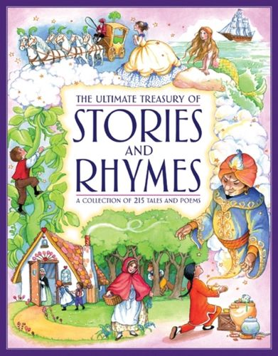 9781843228868 Ultimate Treasury of Stories and Rhymes