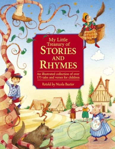 9781843229049 My Little Treasury of Stories and Rhymes