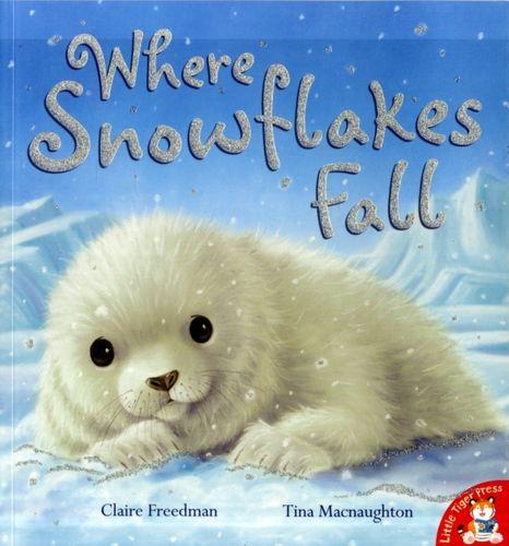 9781845069667 Where Snowflakes Fall