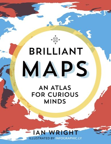 9781846276613 Brilliant Maps