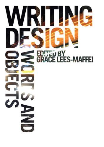 9781847889553 Writing Design