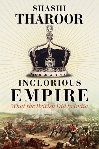 9781849048088 Inglorious Empire