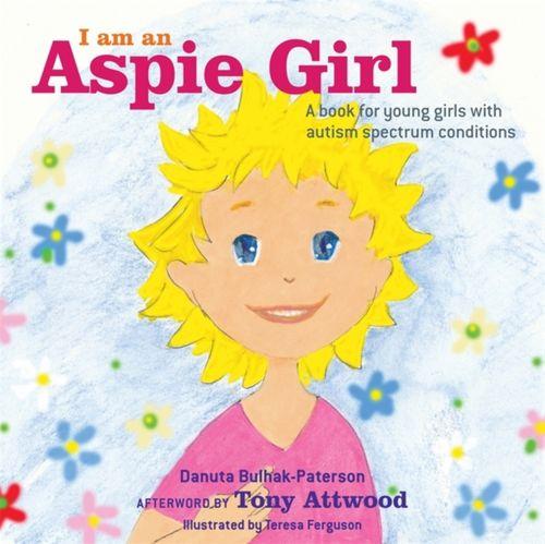 9781849056342 I am an Aspie Girl